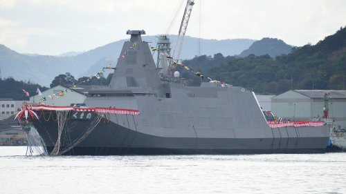 Japan's New Mogami-Class Frigates Show What The U.S. Navy's Littoral Combat Ships Could Have Been