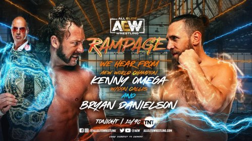 AEW Rampage Results: Winners, News And Notes On September 17, 2021