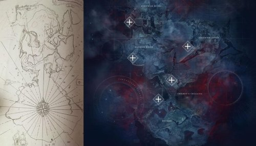 'Destiny 2' Really Showed Us The Europa Map Five Full Years Ago During 'The Taken King'