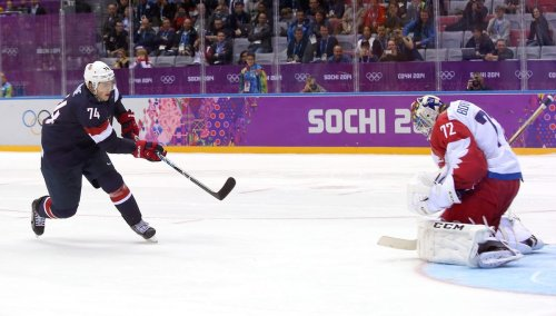 NHL Players Are Excited About The 2022 Winter Olympics. The League, Not So Much.