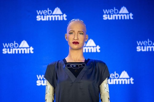 Sophia—The Humanoid Robot—Will Be Rolled Out This Year Potentially Replacing Workers