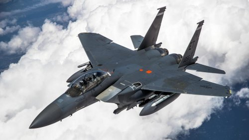 Just How Stealthy Is The U.S. Air Force's New F-15?