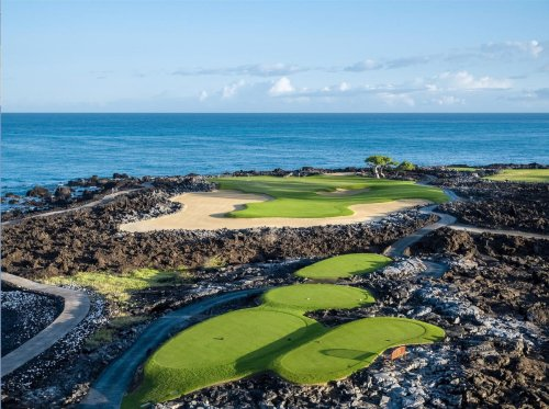 World's Best Golf Resorts: The Four Seasons Resort Hualālai