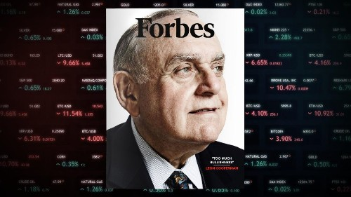 Wall Street Billionaire Leon Cooperman Warns Market Is 'Not Going To End Well'—But He Still Likes These 5 Investments