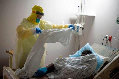 In Past 33 Days, Texas Set Coronavirus Hospitalization Records 31 Times