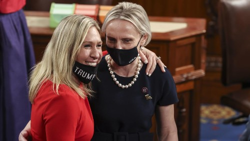 House Reportedly Imposes Fine On Lawmakers Who Don't Wear Masks