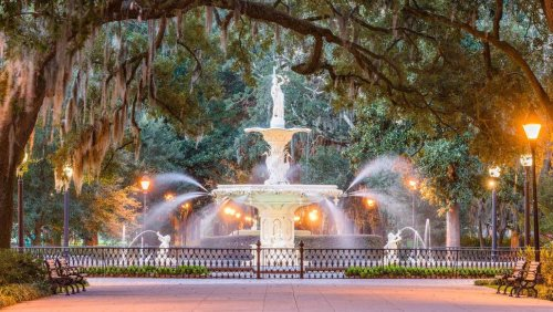 Experience The Height Of Luxury On A Long Weekend Trip To Savannah