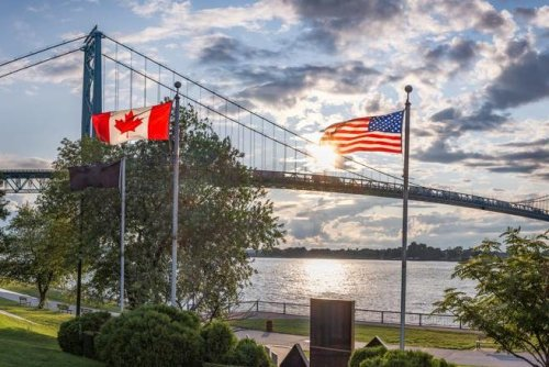 U.S.-Canada Border Talks Have Begun — But Don't Expect A Reopening This Week