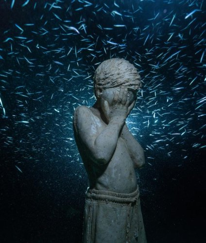 The Mediterranean's New Theme Park Is Underwater–In Pictures