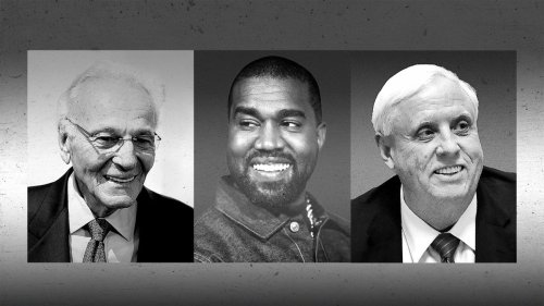 Kanye West, West Virginia's Governor Jim Justice And 16 Other Billionaires' Businesses Got PPP Loans