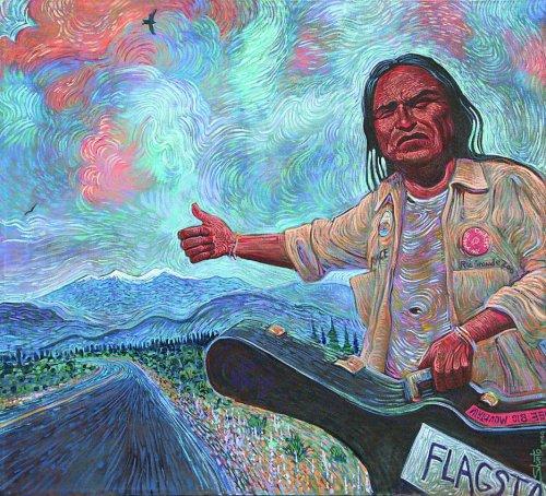 Shonto Begay: 'Art Saves Lives'
