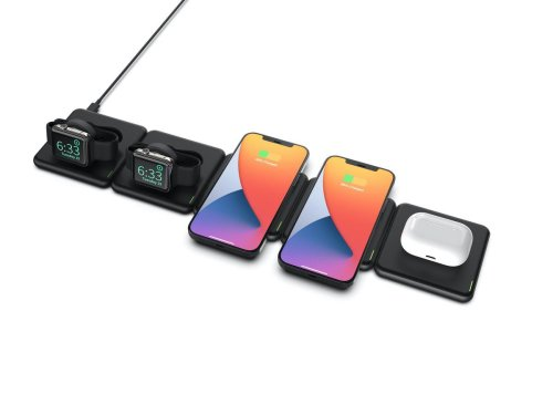 RapidX Wireless Charging System Is Ideal For Busy Households With Lots Of iPhones