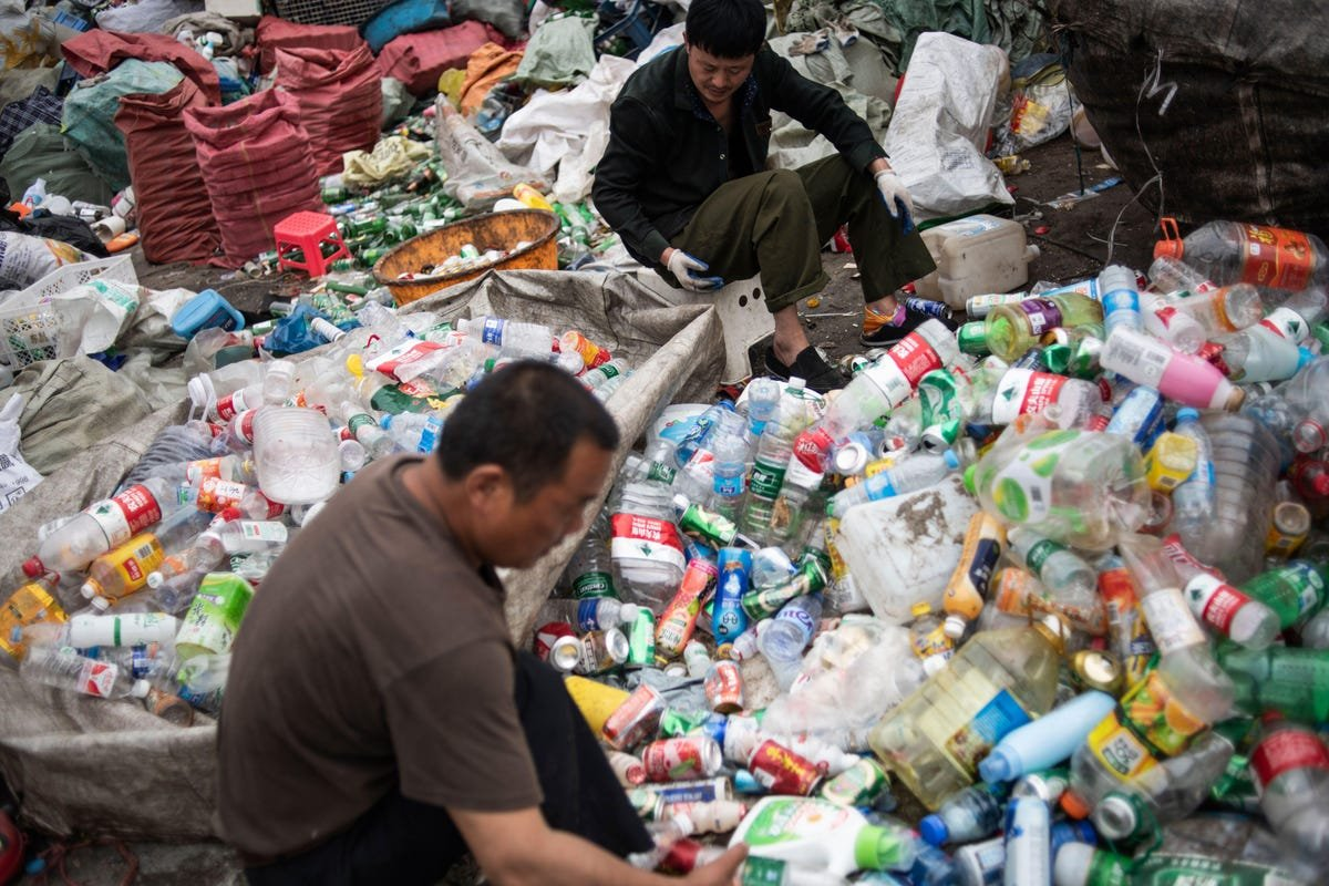 China's Countrywide Ban On Plastics: Good Intentions Do Not Equate To Good Policies