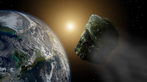 A Kilometer-Wide Asteroid Will Blast Past Earth This Weekend At An Extraordinary Speed