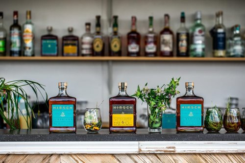 Hirsch Whiskey Aims To Win Over Fans With Small Batch Spirits And Transparency