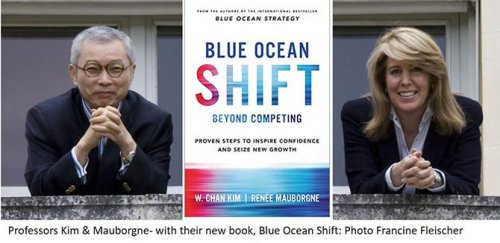 Moving To Blue Ocean Strategy: A Five-Step Process To Make The Shift