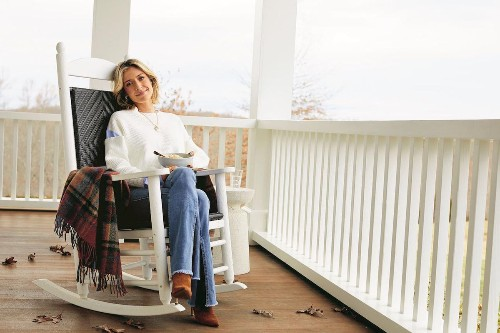 Kristin Cavallari On Building A Cozy Home And Going Back To Business As Usual