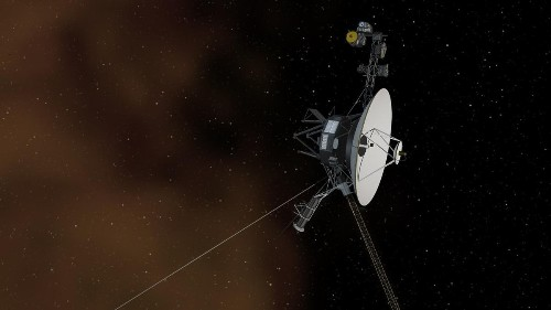 How NASA's Voyager 2 Spacecraft Persisted For Decades Of Presidents