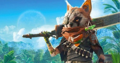 Behold, The Long-Awaited 'Biomutant' Combat Trailer