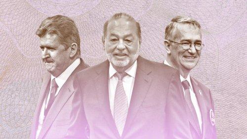 Mexico's Richest Billionaires 2021