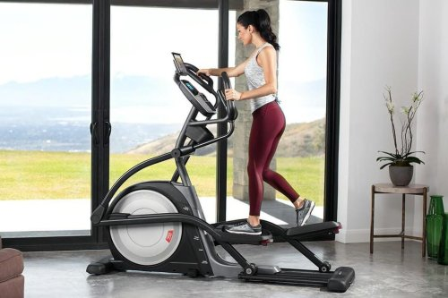 The 7 Best Home Ellipticals For Getting Your Daily Cardio In
