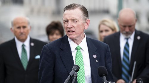 Gosar, Greene Deny Writing America First Caucus Platform That Vows To Protect 'Anglo-Saxon' Traditions