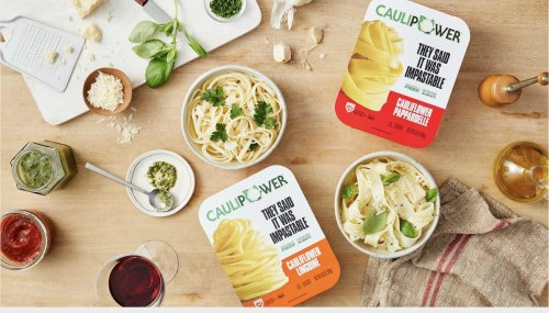 CAULIPOWER Introduces Pasta To Its Plant-Based Lineup
