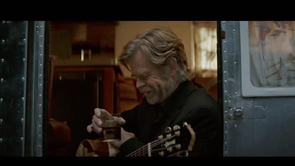 William H. Macy Busts Out A Tune In Campaign For Woody Creek Distillers