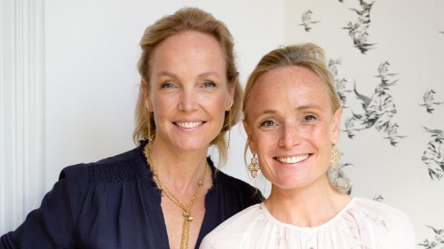 Dutch Sisters Create Jewels Inspired By Indian Culture