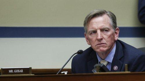 GOP Rep. Gosar Says Ashli Babbitt Was 'Executed,' Defends Capitol Attackers