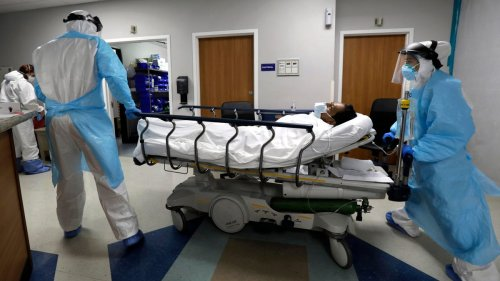 Texas Hospital Says 100% Of ICU Beds Full—Then Removes Its Report