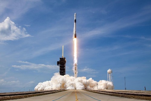 How You Can Watch Online This Weekend As NASA And SpaceX Launch Four Astronauts On 'Resilience' Spacecraft