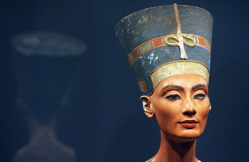 Geophysical Survey May Have Found Secret Chambers In King Tut's Tomb