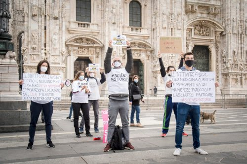 New Europe Travel Bans (And Protests), As Covid-19 Surges