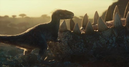 Jurassic World: Dominion Trailer Finally Features Feathers On Dinosaurs