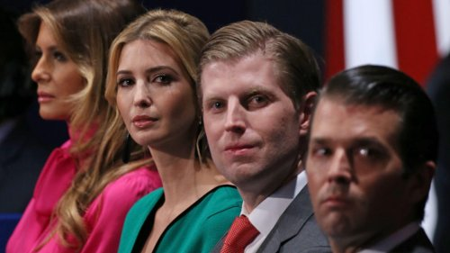 Trump's Adult Children Cost Taxpayers Over $140,000 In Secret Service Charges In One Month Post-Presidency, Watchdog Finds