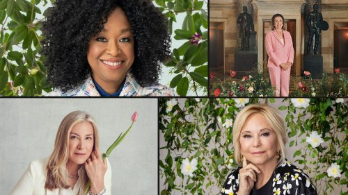 Behind The Photos Of The Forbes 50 Over 50