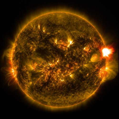 Ask Ethan: How Prepared Are We For The Next Giant Solar Flare?