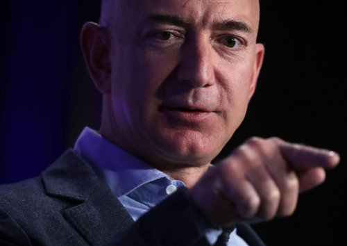 Jeff Bezos Just Signaled A Huge Shift In Amazon's Mission