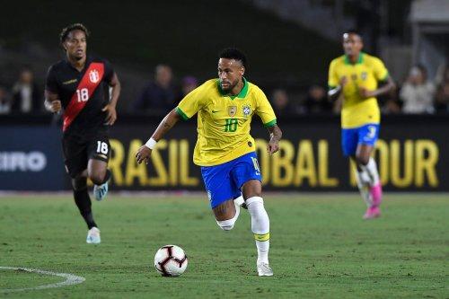 Where Does 27-Year-Old Neymar Rank In Brazilian Soccer History?
