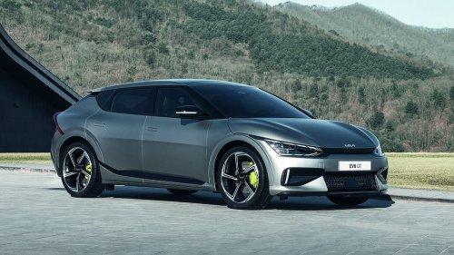 Kia EV6 Shows South Korea Is Now A Major Electric Vehicle Contender