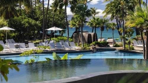 Westin Maui Resort & Spa Raises The Luxury Meter On Ka'anapali Beach