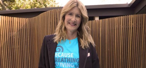Laura Dern Talks Lung Health And Opens Up About Her 'Jurassic' Return