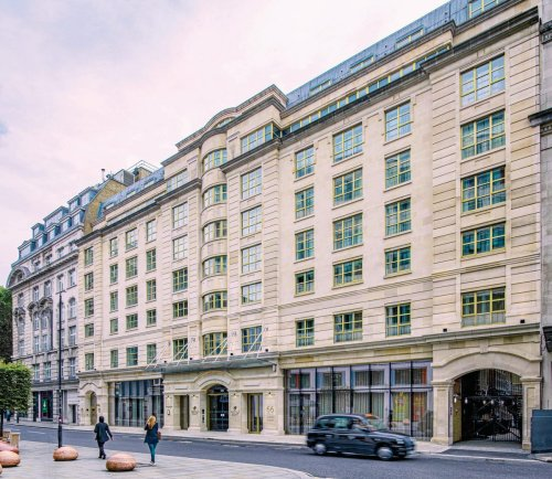 Behind The Scenes: It's A Standing Ovation For New Covent Garden Hotel Middle Eight