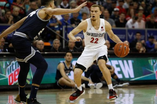Toronto Raptors Make Smart Move And Take San Diego State's Malachi Flynn With NBA Draft's 29th Pick