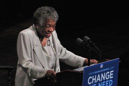 The Best Of Maya Angelou
