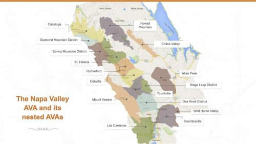 Exploring The Cabernet Sauvignon Of Napa Valley, Part One: Stags Leap District And Yountville