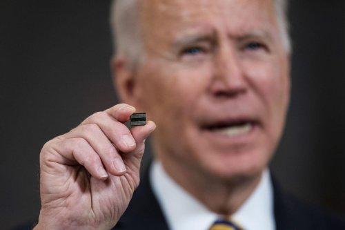 Bipartisan Senate Group Said To Plan $52 Billion Bill To Address Chip Shortage