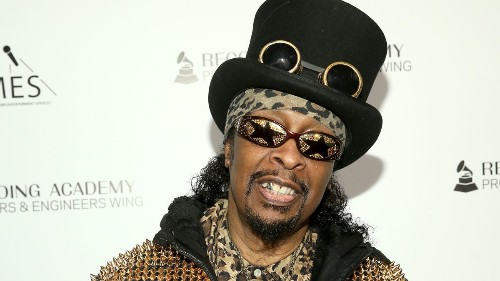 Sunday Conversation: Bootsy Collins On Finding The Balance Between James Brown And George Clinton