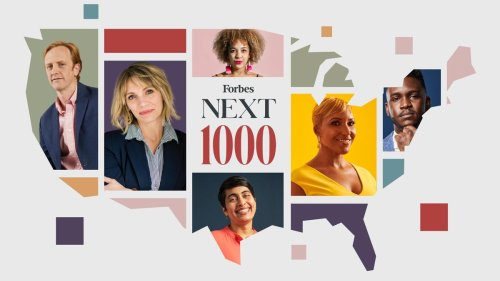 Forbes Announces The First Installment Of 250 Entrepreneurs Featured On Its 2021 Next 1000 List